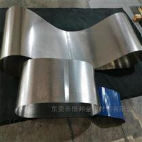 环形不锈钢输送带 耐磨耐高温用途广泛