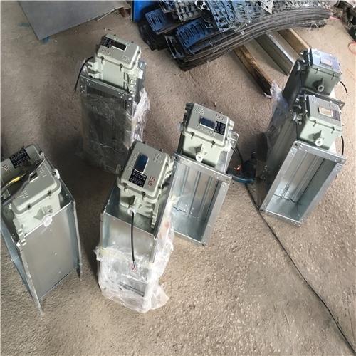 防爆电动空调排风百叶阀