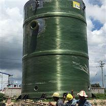 一體化雨水提升泵站填埋注意事項