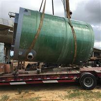 一體化雨水提升泵站安裝驗收規范