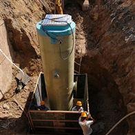 衡阳一体化污水泵站有哪两大优势?