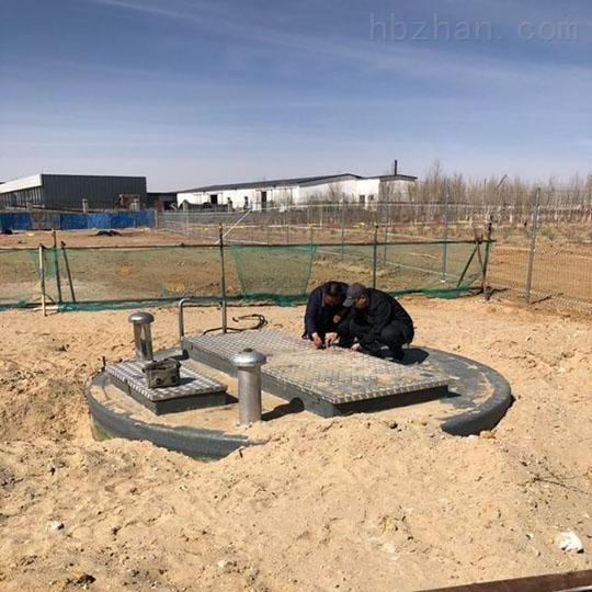 湘潭玻璃钢一体化预制泵站