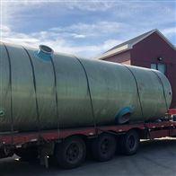 湖南玻璃钢一体化污水泵站厂家