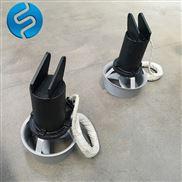 QJB2.2铸件式潜水搅拌机工作原理