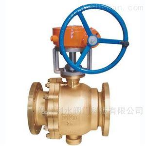 Qy41F氧气用铜球阀