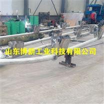 高岭土管链输送机、管链式提升机生产厂家