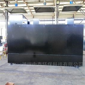 ZT-15广东省惠州市污水处理一体化设备