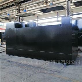 ZT-15四川省德阳市生活污水处理一体化设备