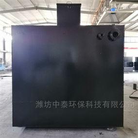 贵州贵阳市农村生活污水处理MBBR设备达标