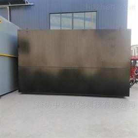 ZT-15陕西省汉中市污水处理一体化设备