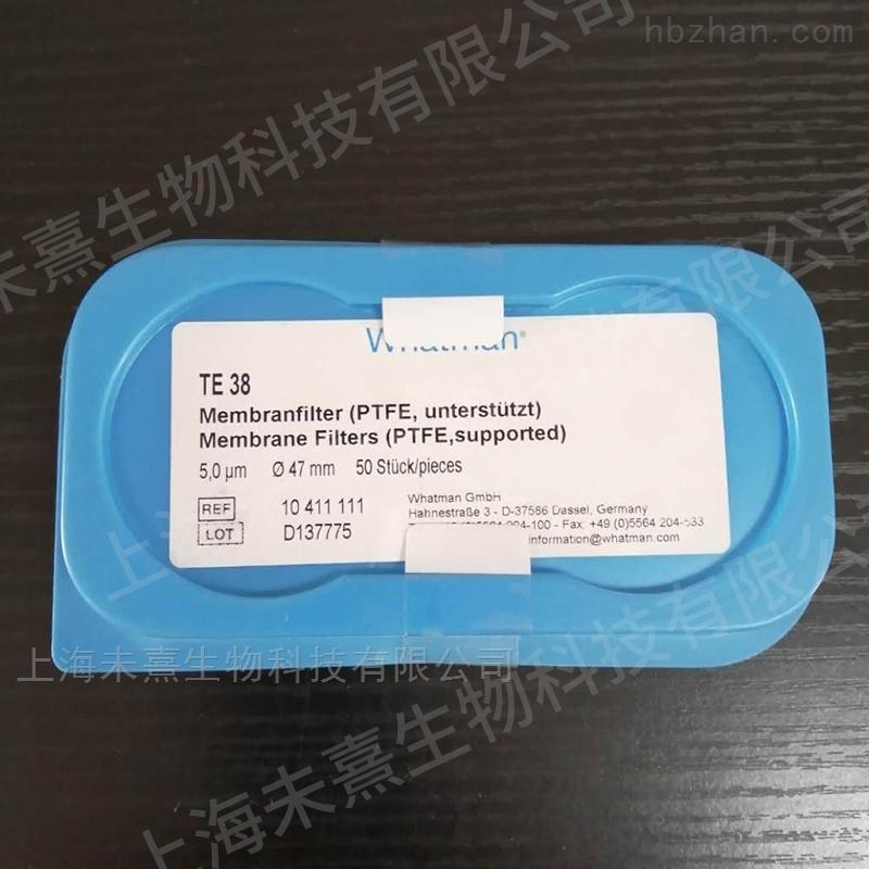 沃特曼TE38类别Teflon聚四氟乙烯PTFE滤膜