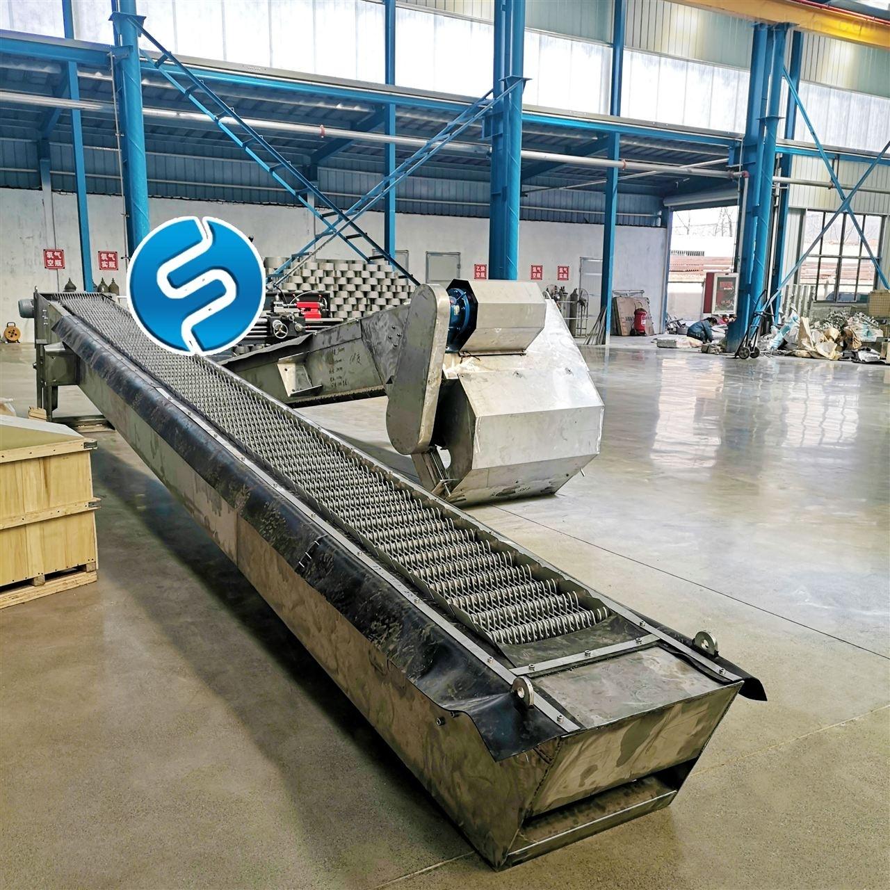 南京兰江GSHP反捞式耙式格栅示例图4