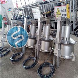 * QJB-W型潜水回流泵