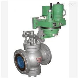 T940H高压电动给水回转调节阀