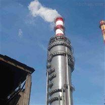 胶厂废气处理脱硫塔环保设备