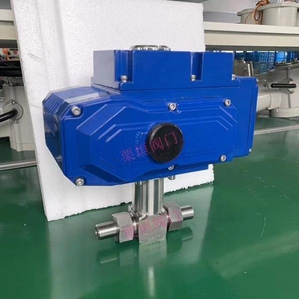 电动针型阀J923W-160P