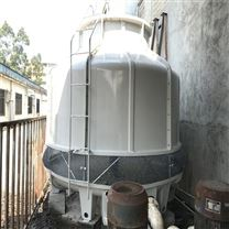 厦门低噪音型200T圆形玻璃钢冷却塔供应