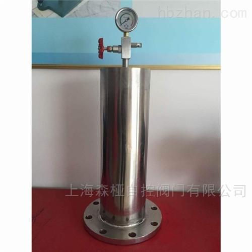 胶胆式水锤消除器