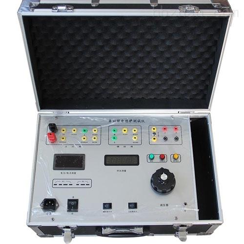 三相继电保护检测仪承试电力