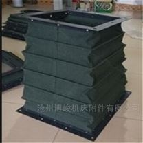 卸料防尘通风帆布软连接规格