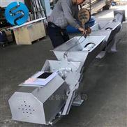 倾斜螺旋输送机选型