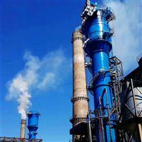 环振厂家设计新款大型碳钢脱硫塔