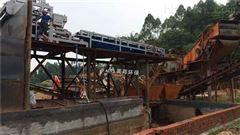 河北机制砂污泥脱水设备效果