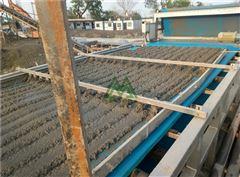 吉林水洗沙包土泥浆脱水工厂
