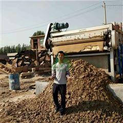 防城港洗沙泥浆脱水处理设备