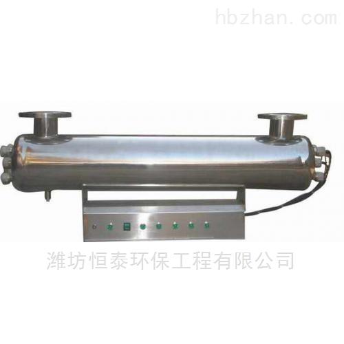 山东省管道式紫外线消毒器的优势