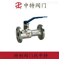 Q41PPL-不锈钢全通径整体高温球阀