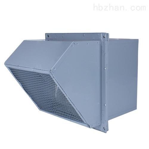 壁式边墙风机WEXD-350E4配防雨罩(百叶)