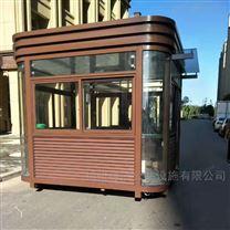 扬州岗亭-扬州户外门卫室-扬州钢结构传达室