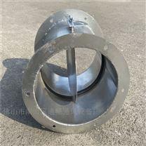 南海平洲螺旋风管生产厂家专业白铁风管风阀