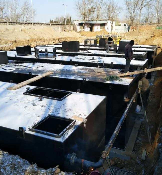 池州养殖场污水处理设备