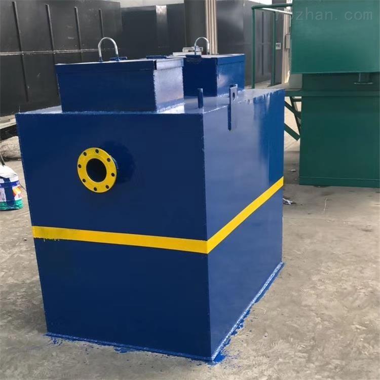 唐山口腔诊所污水处理设备参数