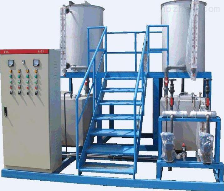 黑龙江城市污水处理设备