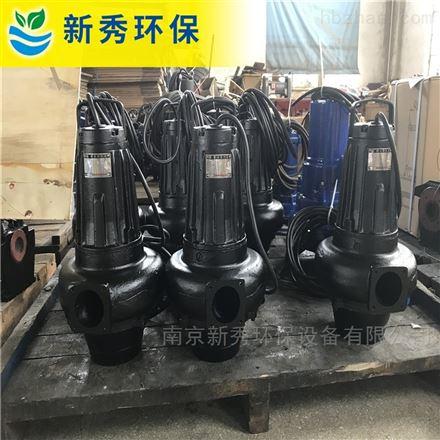 100WL45-17-5.5wl立式污水泵*