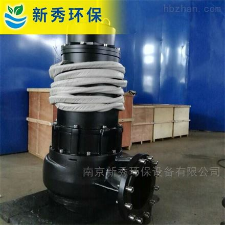 AF5540MPE系列绞刀潜污泵
