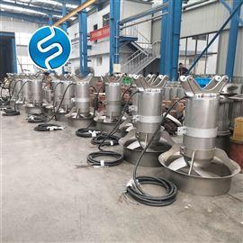 QJB混合式潛水攪拌機 污泥脱水机房