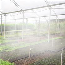 大棚雾化加湿设备 蔬菜大棚喷雾机