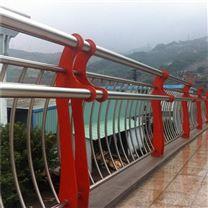 景观隔离防护栏 河道桥梁不锈钢护栏