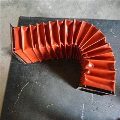 齐全加强型耐腐蚀伸缩通风软连接批发销售