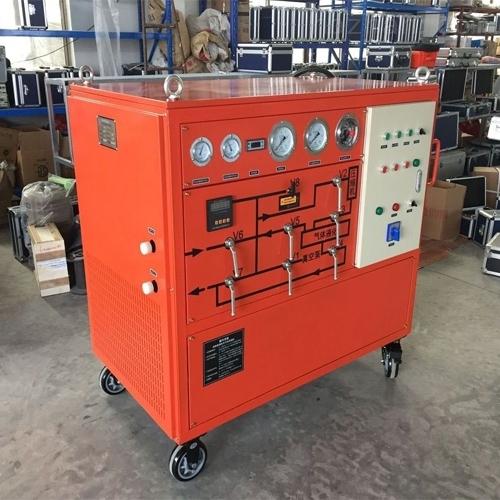 SF6气体抽真空充气装置高效率