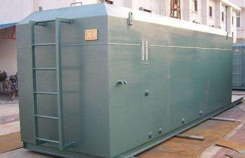 福安生活污水处理设备