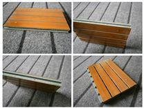 九江KTV酒店木质槽木板