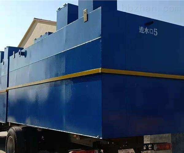 济南工厂污水处理设备