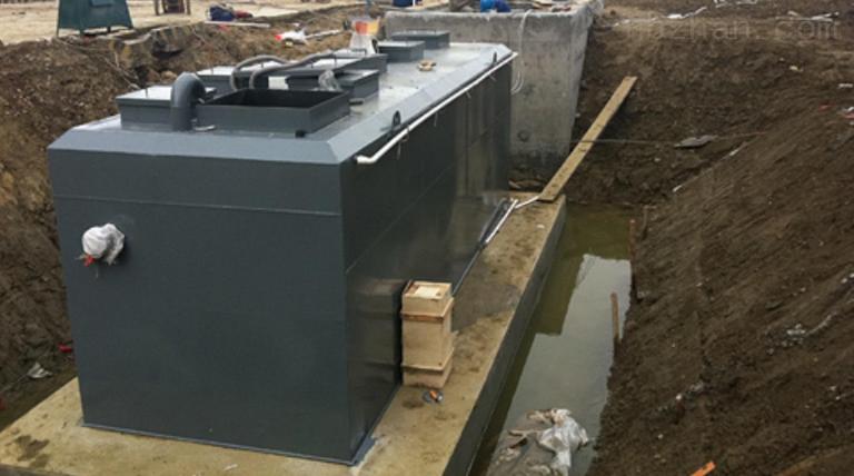 济南生活污水处理一体化设备
