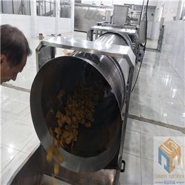 SPYZ-4000苦荞片油炸生产线山东尚品机械