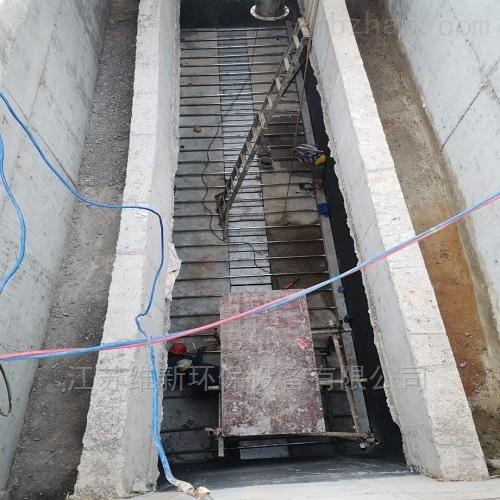 反硝化深床滤池的污水过滤方法